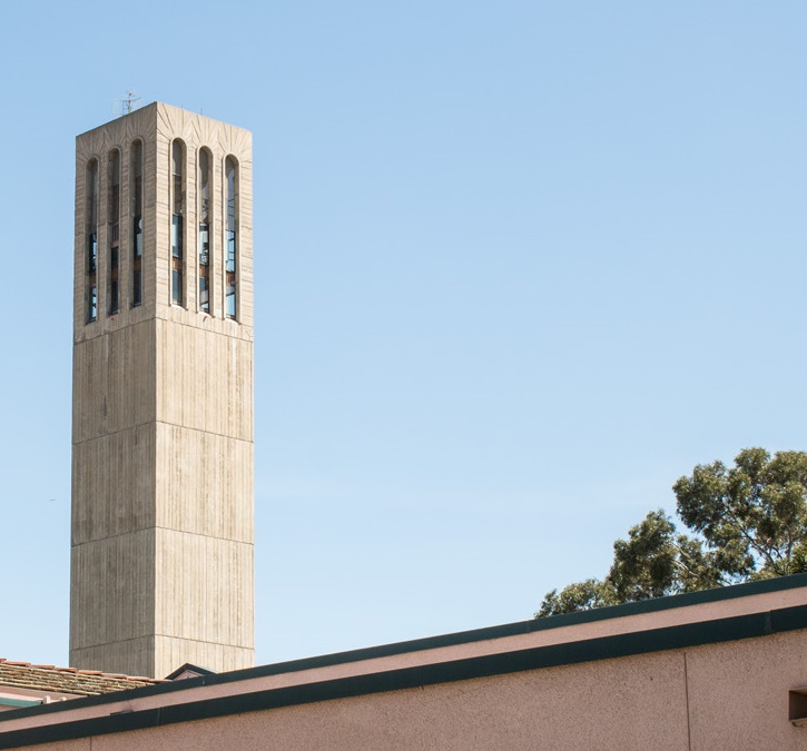 photo of Storke Tower for mission statement