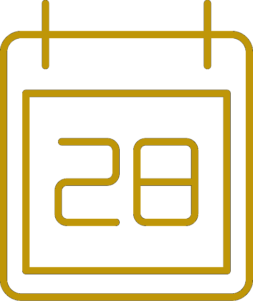 calendar icon for business + entrepreneur events