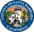 County of Santa Barbara seal logo